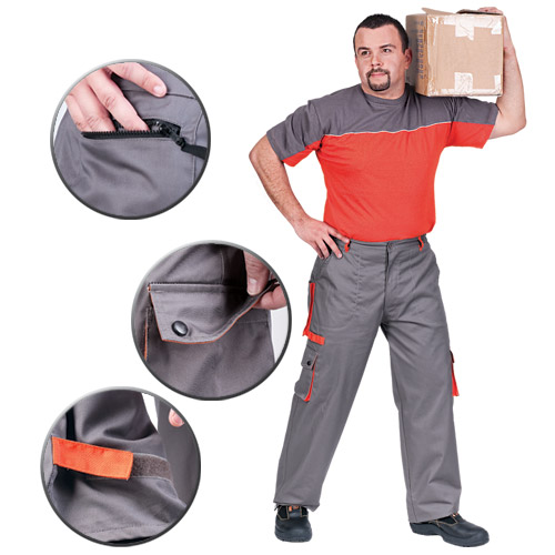 Desman pantalone