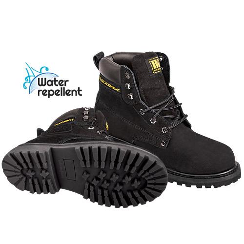 Radne cipele Farmer duboke crne